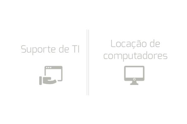 Suporte TI / Locação de Computadores